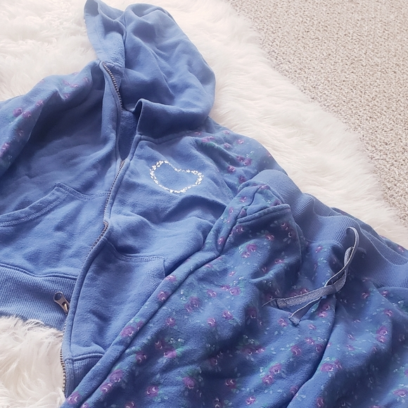 2 piece children's sweat suit